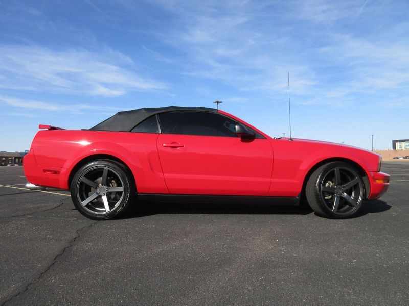 2005 Ford Mustang CV Premium  Fultons Used Cars Inc  in , Colorado