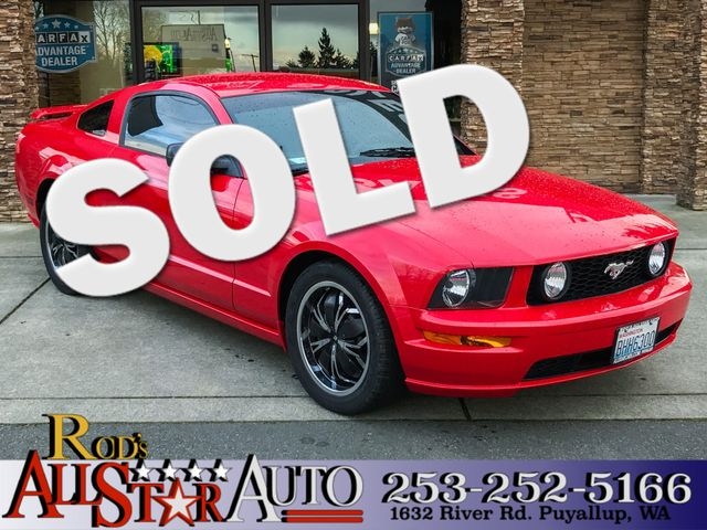 2005 Ford Mustang GT Deluxe The CARFAX Buy Back Guarantee that comes with this vehicle means that