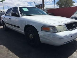 2005 Ford Police Interceptor AUTOWORLD (702) 452-8488 Las Vegas, Nevada 2