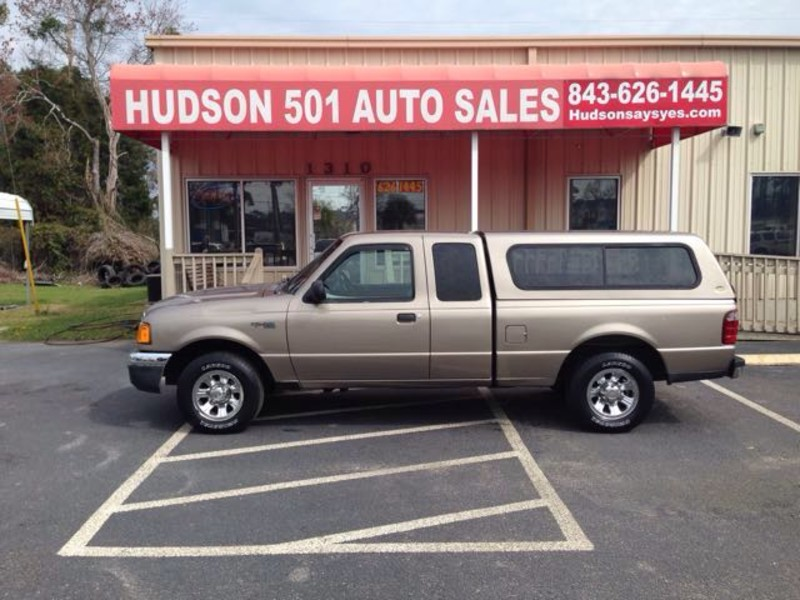 2005 Ford Ranger XLT in Myrtle Beach South Carolina