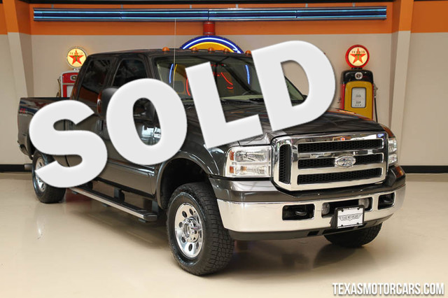 2005 Ford Super Duty F-250 XLT This 2005 Ford Super Duty F-250 XLT is in great shape with only 132