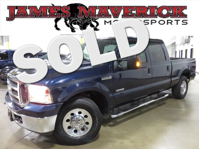 2005 Ford Super Duty F-250 XLT  VIN 1FTSW20P55EA97075 138k miles  AMFM CD Player AC Cruise