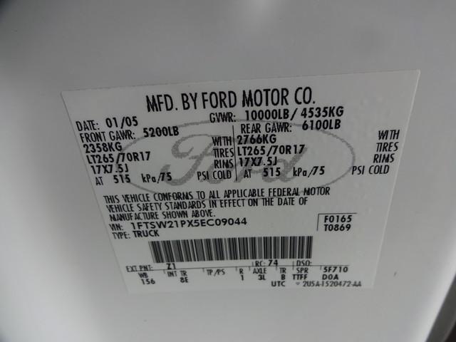 2005 Ford Super Duty F-250 Lariat Corpus Christi, Texas 44