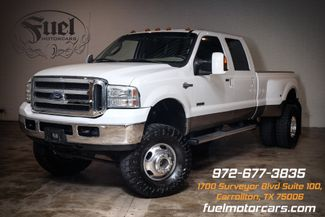 2005 Ford Super Duty F-350 DRW King Ranch Lifted in Dallas TX