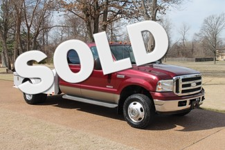 2005 Ford Super Duty F-350  4WD Crew Cab Flat Bed 4WD Crew Cab Flat Bed Powerstroke Diesel in Marion,, Arkansas