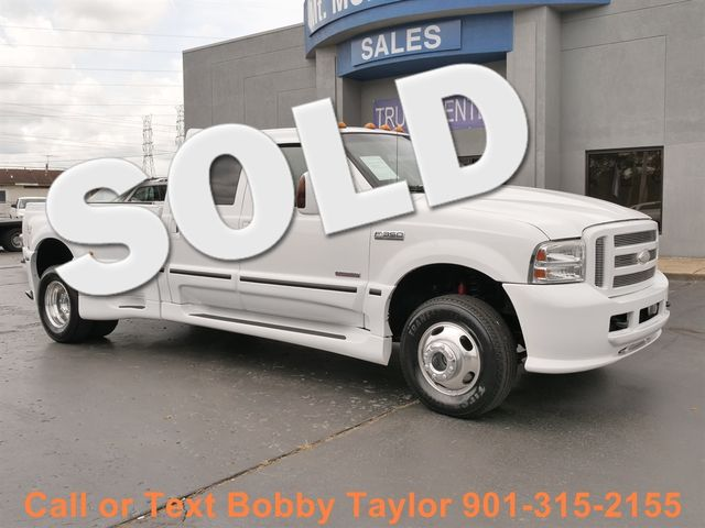 2005 Ford Super Duty F-350 DRW King Ranch in Memphis Tennessee