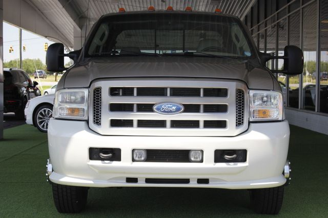 2005 Ford Super Duty F-350 DRW Lariat Crew Cab 4x4 - SOUTHERN COMFORT! Mooresville , NC 14