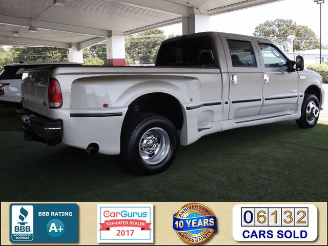2005 Ford Super Duty F-350 DRW Lariat Crew Cab 4x4 - SOUTHERN COMFORT! Mooresville , NC 2