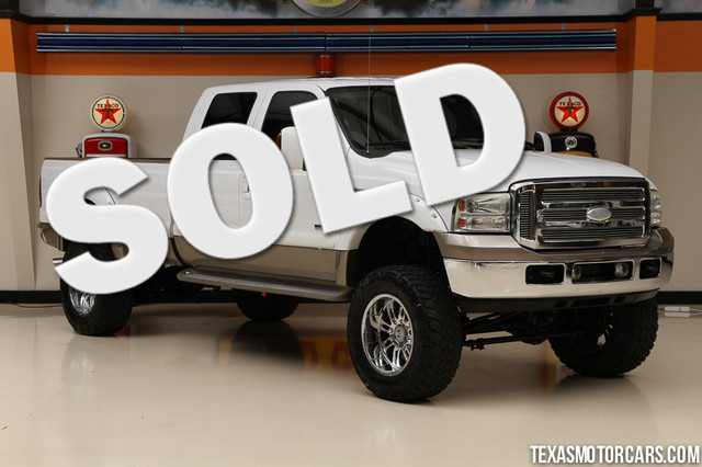 2005 Ford Super Duty F-350 King Ranch Financing is available with rates as low as 29 wac Get