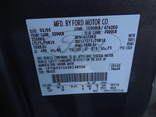 2005 Ford Super Duty F-350 SRW XLT Leesburg, Virginia 22