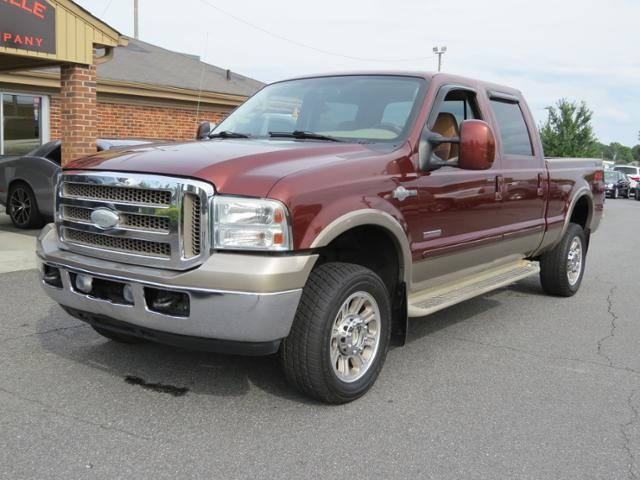 2005 Ford Super Duty F-350 SRW KING RANCH  | Mooresville, NC | Mooresville Motor Company in Mooresville NC
