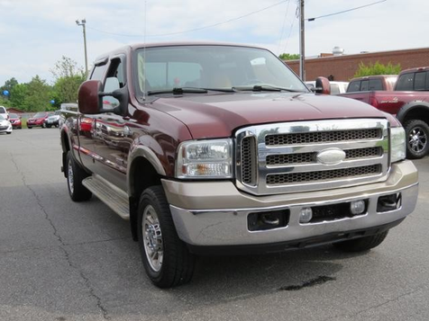 2005 Ford Super Duty F-350 SRW KING RANCH  | Mooresville, NC | Mooresville Motor Company in Mooresville, NC