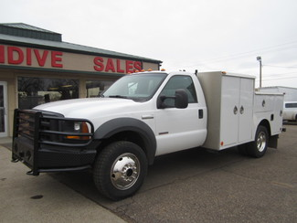 2005 Ford Super Duty F-550 DRW in Glendive, MT