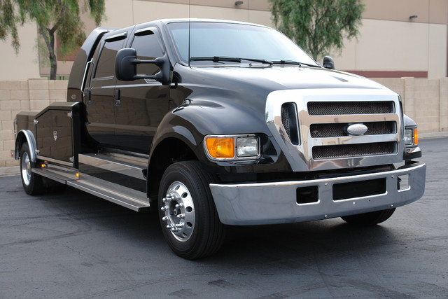 2005 Ford F-650 Super Duty XLT Phoenix, AZ 9