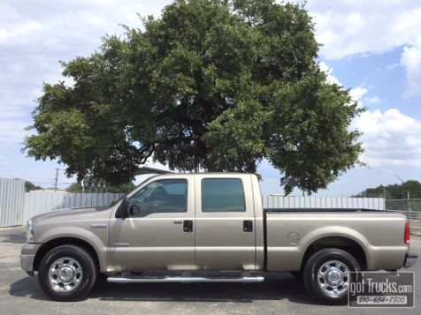 2005 Ford Super Duty F250 Crew Cab XLT 6.0L Power Stroke Diesel | American Auto Brokers San Antonio, TX in San Antonio, Texas