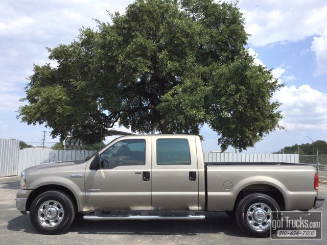 2005 Ford Super Duty F250 Crew Cab XLT 6.0L Power Stroke Diesel | American Auto Brokers San Antonio, TX in San Antonio Texas