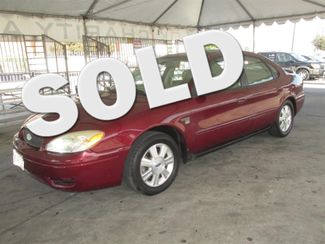 2005 Ford Taurus SEL Gardena, California