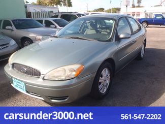 2005 Ford Taurus SEL Lake Worth , Florida