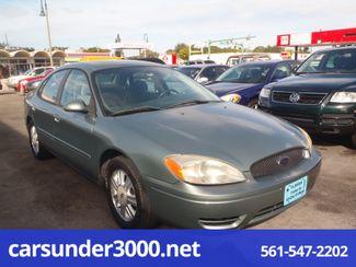 2005 Ford Taurus SEL Lake Worth , Florida 1
