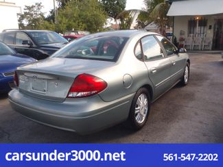 2005 Ford Taurus SEL Lake Worth , Florida 2