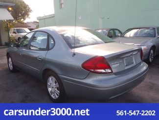 2005 Ford Taurus SEL Lake Worth , Florida 4