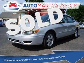 2005 Ford Taurus SE | Nashville, Tennessee | Auto Mart Used Cars Inc. in Nashville Tennessee