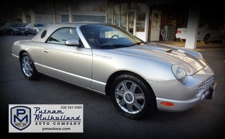 2005 Ford Thunderbird Deluxe  Convertible 50th Anniversary Chico, CA