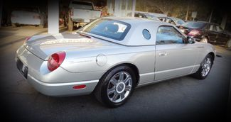2005 Ford Thunderbird Deluxe  Convertible 50th Anniversary Chico, CA 2