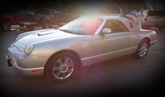 2005 Ford Thunderbird Deluxe  Convertible 50th Anniversary Chico, CA 3