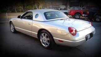 2005 Ford Thunderbird Deluxe  Convertible 50th Anniversary Chico, CA 5