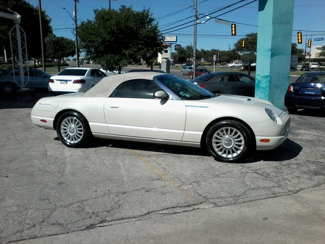 2005 Ford Thunderbird LIMITED EDTION  50th Anniversary San Antonio, Texas 4