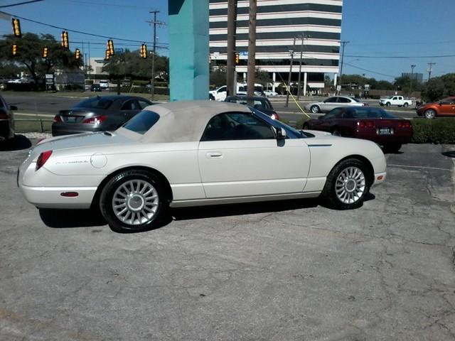 2005 Ford Thunderbird LIMITED EDTION  50th Anniversary San Antonio, Texas 7