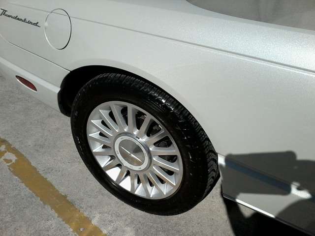 2005 Ford Thunderbird LIMITED EDTION  50th Anniversary San Antonio, Texas 29