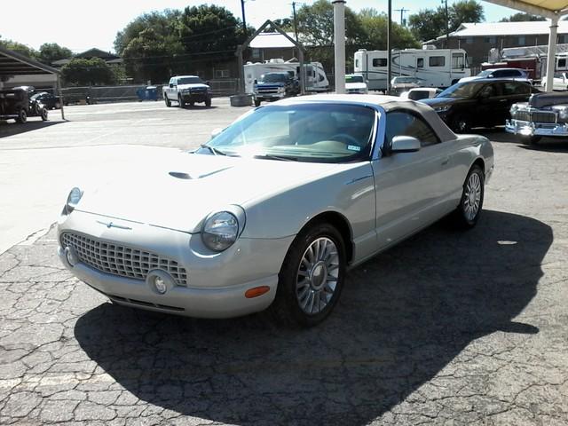 2005 Ford Thunderbird LIMITED EDTION  50th Anniversary San Antonio, Texas 8