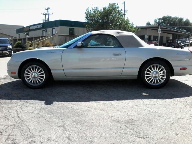 2005 Ford Thunderbird LIMITED EDTION  50th Anniversary San Antonio, Texas 6