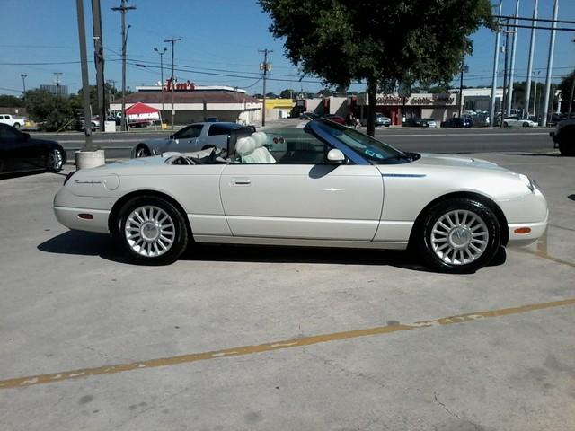 2005 Ford Thunderbird LIMITED EDTION  50th Anniversary San Antonio, Texas 0