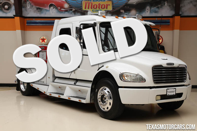 2005 Freightliner Sport Chassis Financing is available with rates as low as 29 wac Get pre-ap