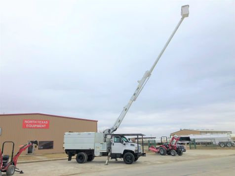 2005 GMC C7500 FORESTRY BUCKET TRUCK  in Fort Worth, TX