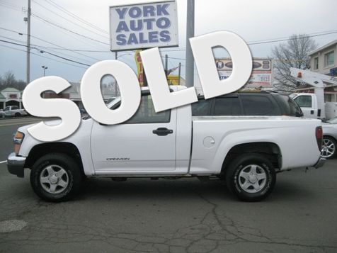 2005 GMC Canyon SLE Z85 in , CT