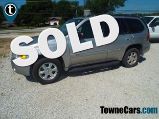 2005 GMC Envoy SLT   Medina, OH   Towne Auto Sales in ohio OH