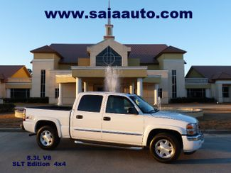 2005 Gmc Sierra Crew Cab Slt 4wd Z71 LEATHER HTD SEATS TOW PKG TWO OWNER CLEAN CARFAX SERICED DETAILED READY TO GEAUX | Baton Rouge , Louisiana | Saia Auto Consultants LLC-[ 2 ]