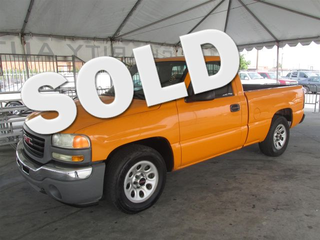 2005 GMC Sierra 1500 Work Truck This particular Vehicles true mileage is unknown TMU Please ca