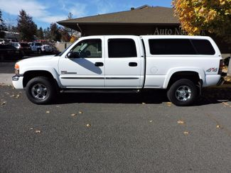2005 GMC Sierra 2500HD SLT Crew/One Owner/ Duramax Diesel 4x4 Bend, Oregon 1
