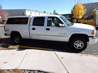 2005 GMC Sierra 2500HD SLT Crew/One Owner/ Duramax Diesel 4x4 Bend, Oregon 3