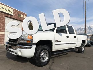2005 GMC Sierra 2500HD SLE LINDON, UT