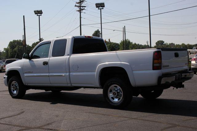 2005 GMC Sierra 2500HD SLE Mooresville , NC 4