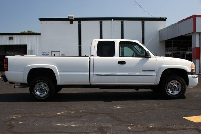 2005 GMC Sierra 2500HD SLE Mooresville , NC 7