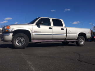 2005 GMC Sierra 2500HD Crew Cab SLE 4X4 Duramax in , Colorado