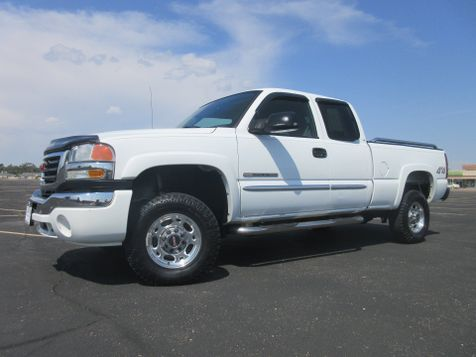 2005 GMC Sierra 2500HD Extended cab SLE 4X4 in , Colorado