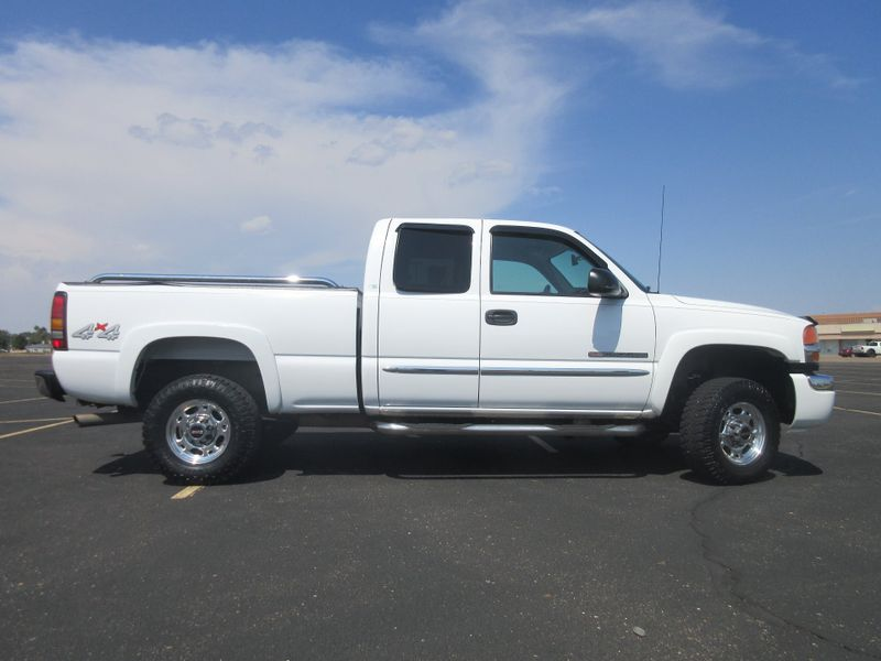 2005 GMC Sierra 2500HD Extended cab SLE 4X4  Fultons Used Cars Inc  in , Colorado